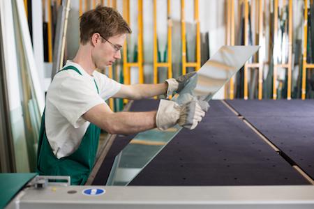 Wareneingangs- und Qualitätskontrolle